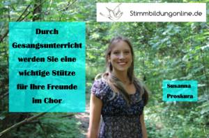 25 Gesangsunterricht Lübeck Moisling