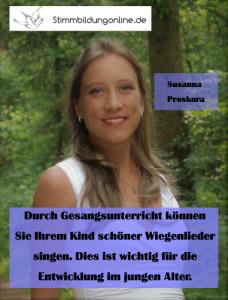 27 Singen lernen Lübeck Moisling