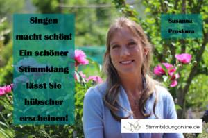 30 Gesangsunterricht Lübeck Buntekuh
