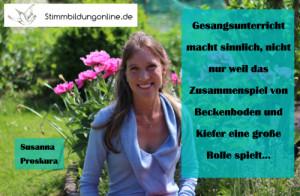36 Singen lernen Lübeck Buntekuh
